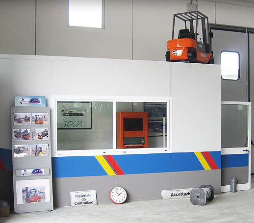 Distribuzione e Assistenza di Carrelli Elevatori - Manutenzione Mezzi Industriali